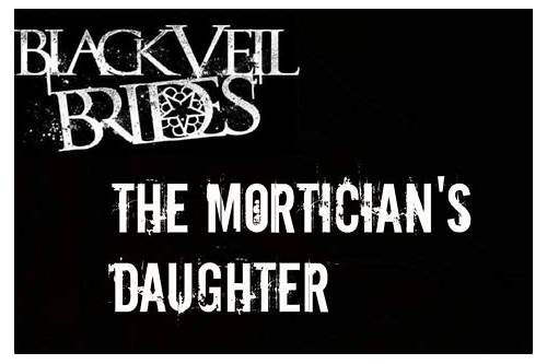 The Morticians Daughter Chords By Black Veil Brides Learn To Play Guitar Chord And Tabs Use Our Crd Diagrams Transpose Key More