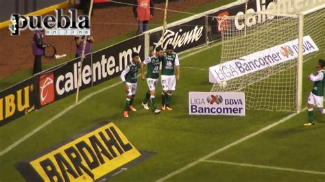 Watch online león vs puebla live streamings for free. Club Puebla vs León 0-1, J-6, Apertura 2017, Liga MX - YouTube
