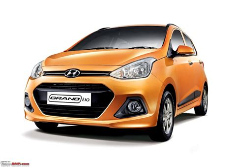 Hyundai Grand I10 Hd Picture by Hyundai Grand I10 Preview Team Bhp