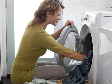 guide  washing womens clothes
