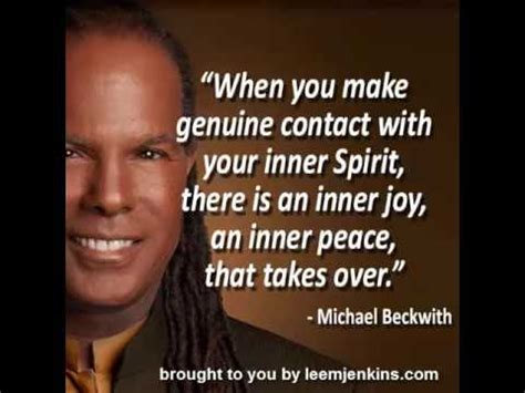 Michael Quotes Michael Beckwith Quotes