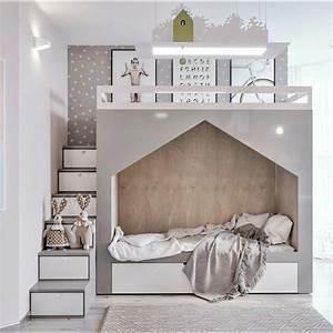Chambre Enfant Moderne : les 744 meilleures images du tableau chambre d 39 enfant sur pinterest ~ Teatrodelosmanantiales.com Idées de Décoration