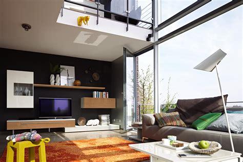 Wohnwand Modern Hülsta by Wohnwand Modern H 252 Lsta