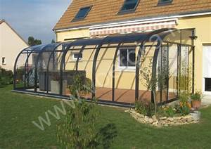 Abri De Terrasse Retractable : abri de terrasse ouvert ferm ~ Dailycaller-alerts.com Idées de Décoration