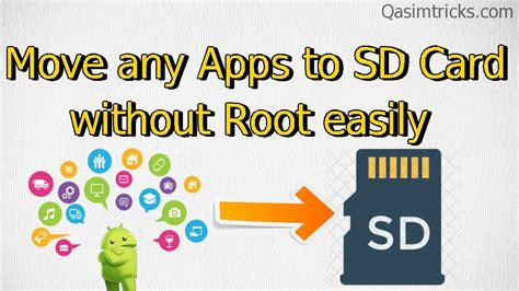 move  apps  sd card  android  root