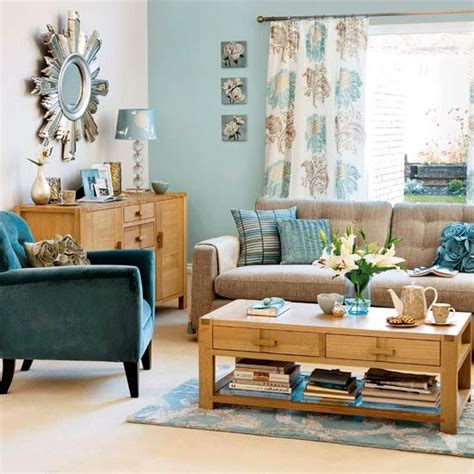 Brown Living Room Ideas Uk by Duck Egg Living Room Living Rooms Living Room Ideas