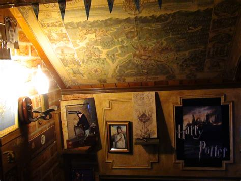 la chambre des secrets décoration chambre harry potter exemples d 39 aménagements