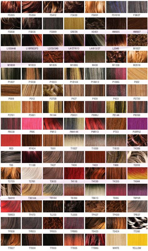 clairol color chart 25 best ideas about clairol hair color on