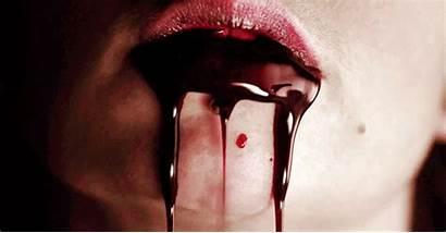 Blood Bloody Vampire Negative Gifs Giphy Rh