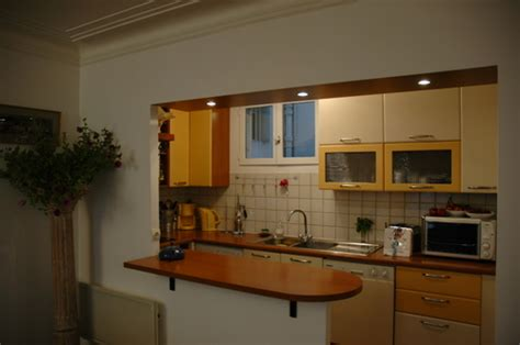 appartement cuisine americaine visite de l 39 appartement bar et cuisine americaine
