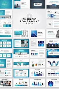 Clean Business Presentation Pack PowerPoint Template #79304