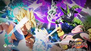 That Dragon Ball FighterZ video looks so dang good