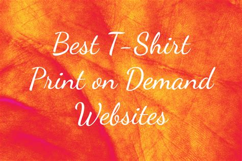 best website for printing photos best print on demand websites to sell your t shirt designs
