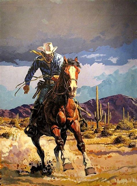 cover art   french comic blueberry cowboy art