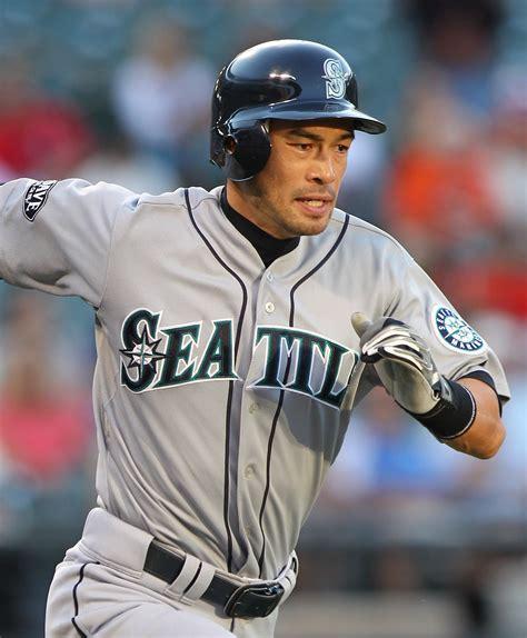 Ichiro Suzuki Number ichiro suzuki