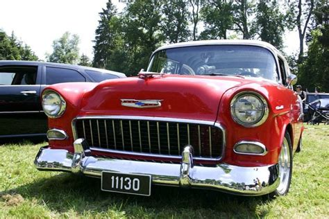 picture oldtimer car front