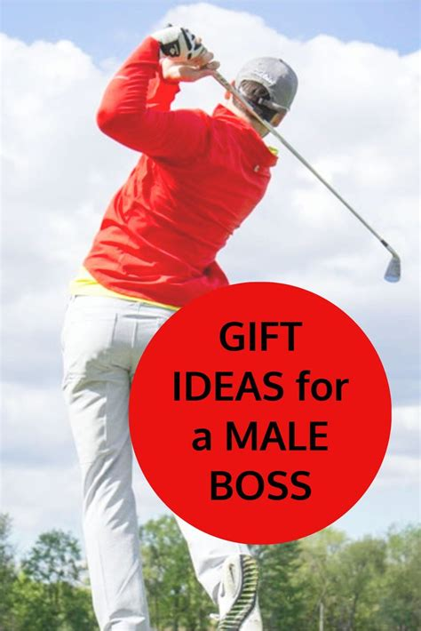 retirement gift ideas for male boss