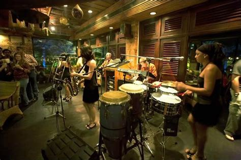 Cuban band - Picture of Trader Vic's Restaurant & Lounge ...