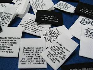600 woven care content cpsia clothing labels sewing tags With content labels for clothing