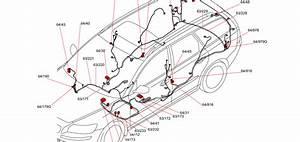 Volvo S40  04-  V50 2006 Wiring Diagram