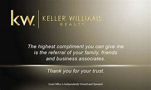 Keller williams realty business card templates online for Keller williams realty business card templates