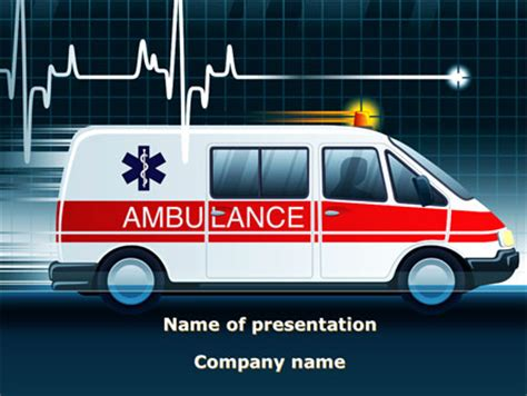 racing ambulance   template  google
