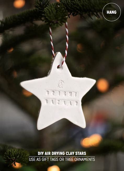 stylish clay christmas ornaments bright