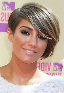 Coupe Cheveux Asymétrique : 1001 coiffures avec frange asym trique ~ Melissatoandfro.com Idées de Décoration