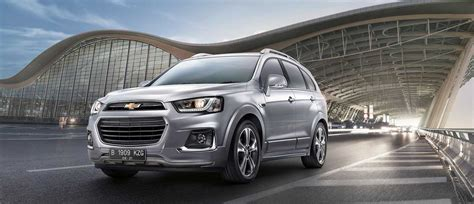 Chevrolet Captiva Hd Picture by 2018 Chevrolet Captiva Hd Photo Car Release Preview