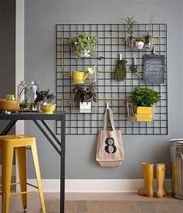cuisine decoration entree interieurs jardin plantes With superb salon de jardin pour terrasse 9 deco maison kitch