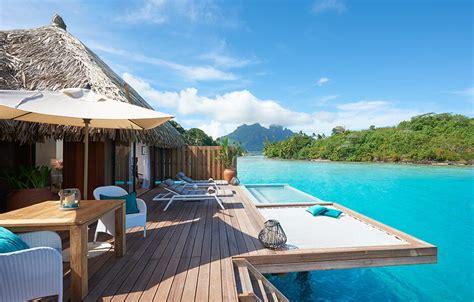 Tahiti's Most Romantic Overwater Bungalows For Honeymooners