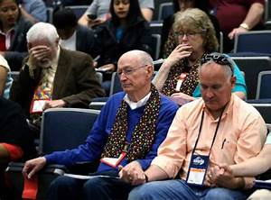United Methodist conference seen as confusing even to God ...