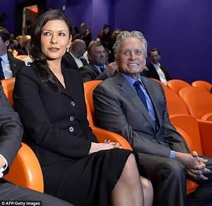 Catherine Zeta-Jones and Michael Douglas attend America's ...