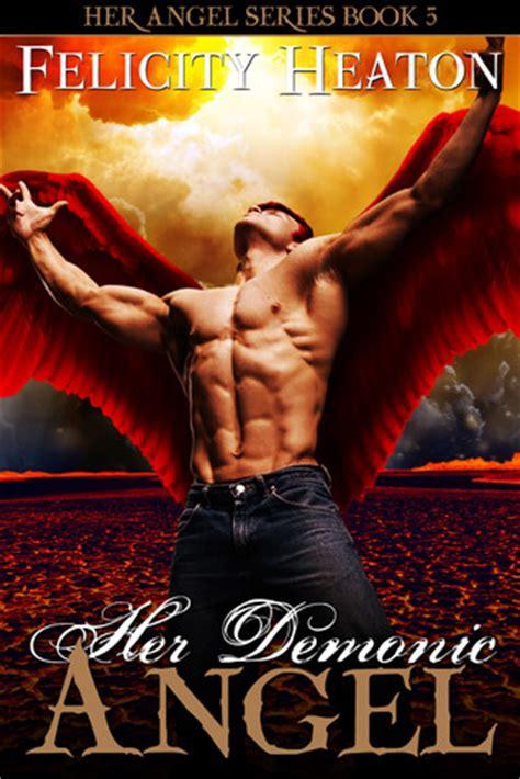 demonic angel  angel   felicity heaton