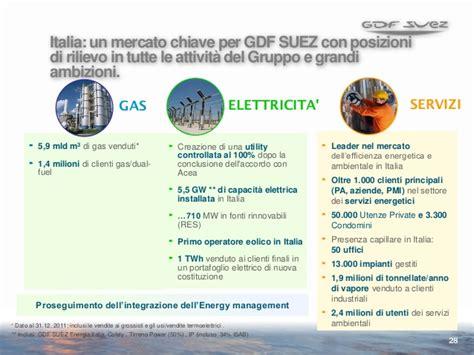 si鑒e gdf suez presentazione gruppo gdf suez italia 0 2012 ita