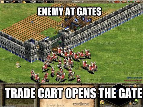 Age Of Empire Meme - 14 aoe2 memes all images made by admin aoe2 aoe meme memes