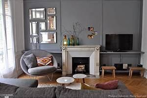 deco appartement 90m2 With decoration d interieur d appartement