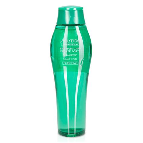 Amazon.com: Shiseido The Hair Care Fuente Forte Sebum