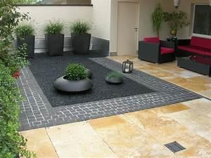 Dielenbretter Für Terrasse : gro e terrasse gestalten verschiedene ~ Michelbontemps.com Haus und Dekorationen