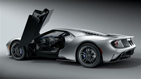 ford gt   colors  materials
