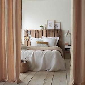 Photo Tete De Lit : comment fabriquer une t te de lit marie claire ~ Dallasstarsshop.com Idées de Décoration