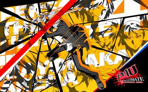 Persona 4 The Animation Wallpaper - persona 4 hd backgrounds wallpaper wiki