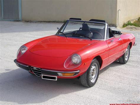 Alfa Romeo Spider Duetto by Scaduto Vendo Alfa Romeo Duetto Spider 2000 77252