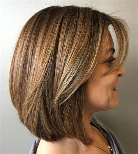 Below are the pictures of bob hairstyles for women over 50 with fine hair that are going to look great in 2020 and beyond. 80 Best Modern Hairstyles and Haircuts for Women Over 50 ...