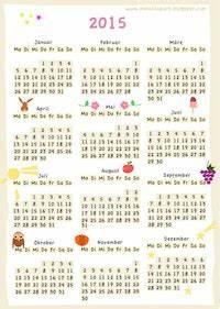 Mini Kalender 2015 : 10 free printable 2015 calendars ausdruckbare kalender 2015 links meinlilapark ~ Watch28wear.com Haus und Dekorationen
