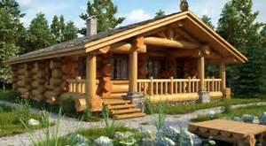 Maison En Rondin : chalet en bois rondin en kit moregs maisons bois ~ Melissatoandfro.com Idées de Décoration
