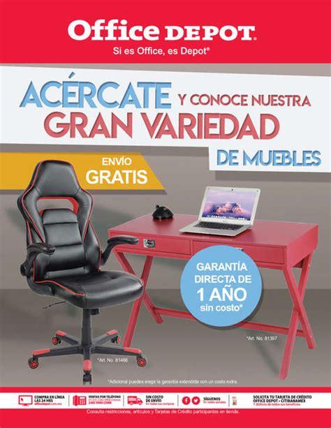 Office Depot Vallejo by Comprar Sillas De Oficina Ofertas Tiendas Y Promociones