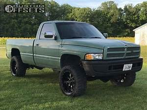 1994 Dodge Ram 2500 Moto Metal Mo970 Rough Country