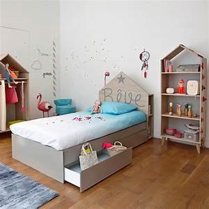 Lit Gain De Place : lit gain de place le choix malin pour votre chambre ~ Premium-room.com Idées de Décoration