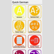 Quick And Easy German Lessons  Android Apps On Google Play